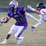 2017 CHSAA Football Eaglecrest at Arvada West