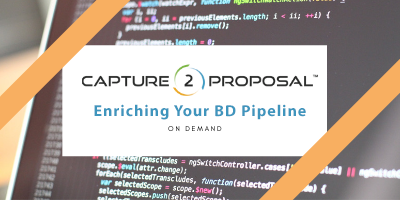 Enriching Your BD Pipeline