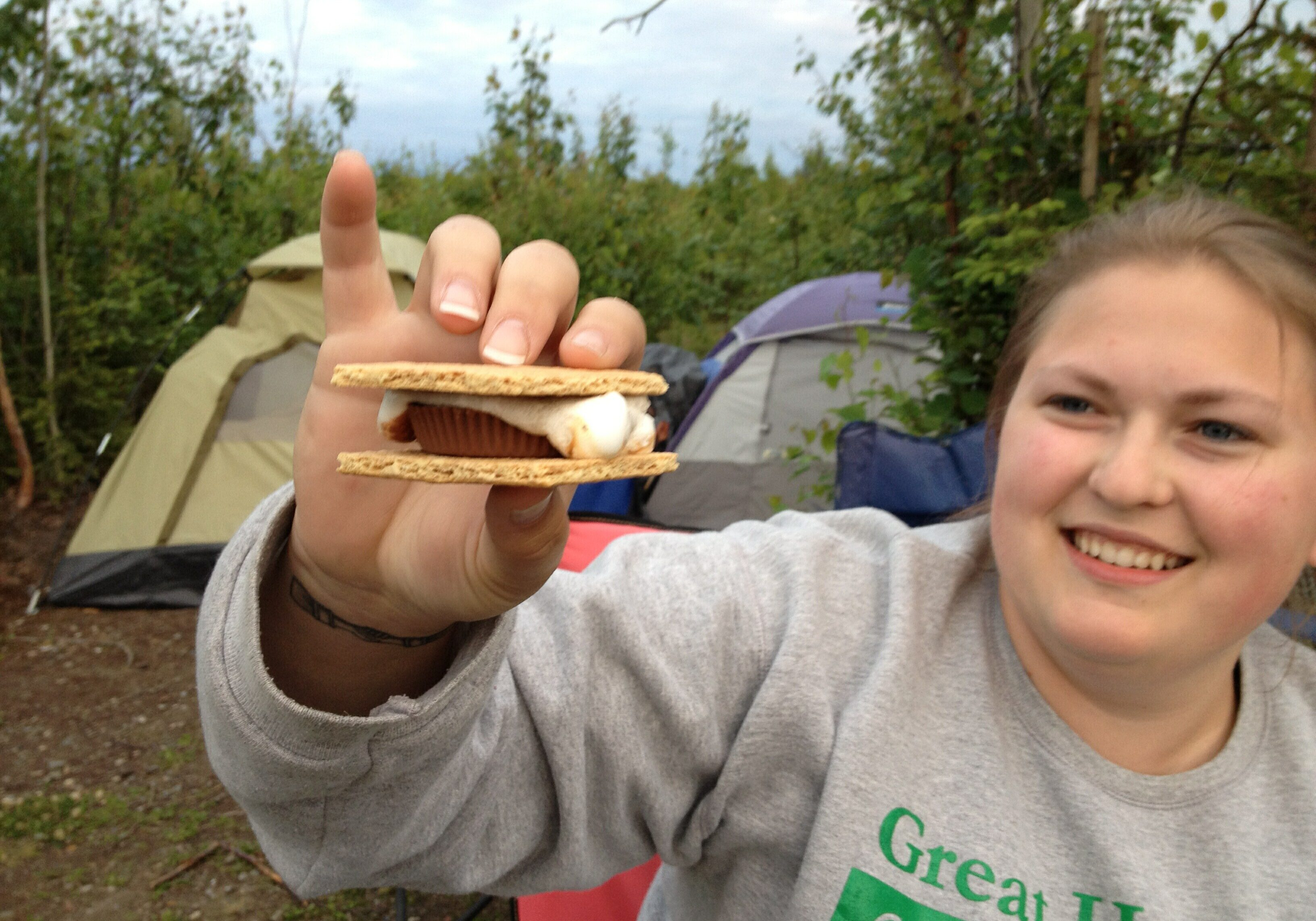 reesee smores