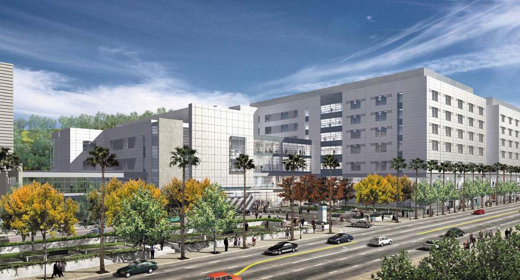 Kaiser Permanente Los Angeles Medical Center-528 Beds