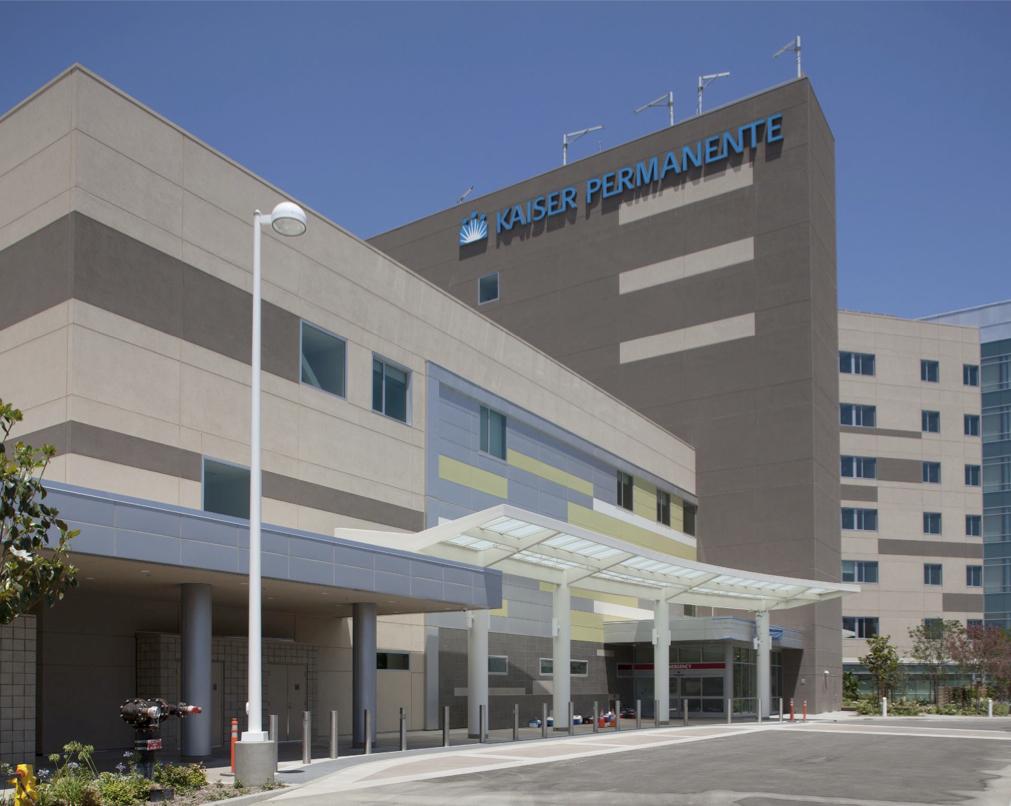 Kaiser Permanente South Bay Medical Center-231 Beds