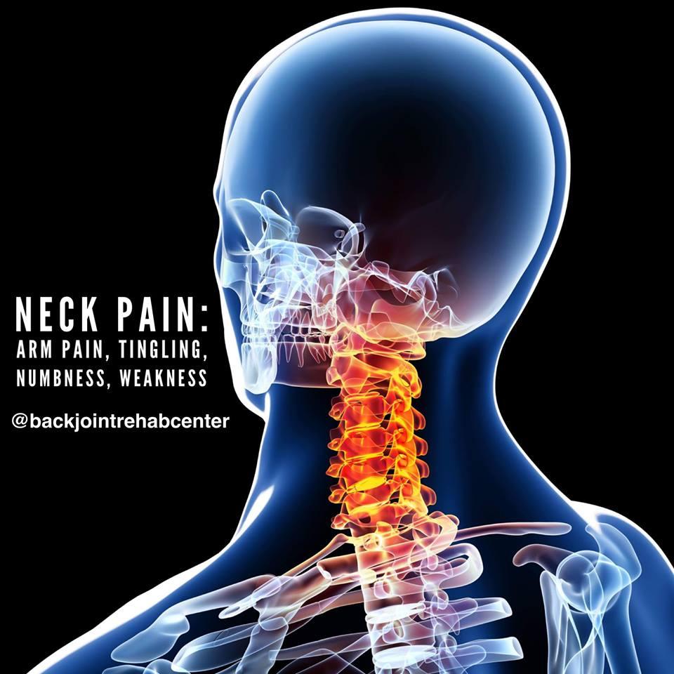 Neck Pain? Stiff Neck? Causes, Symptoms & Treatments