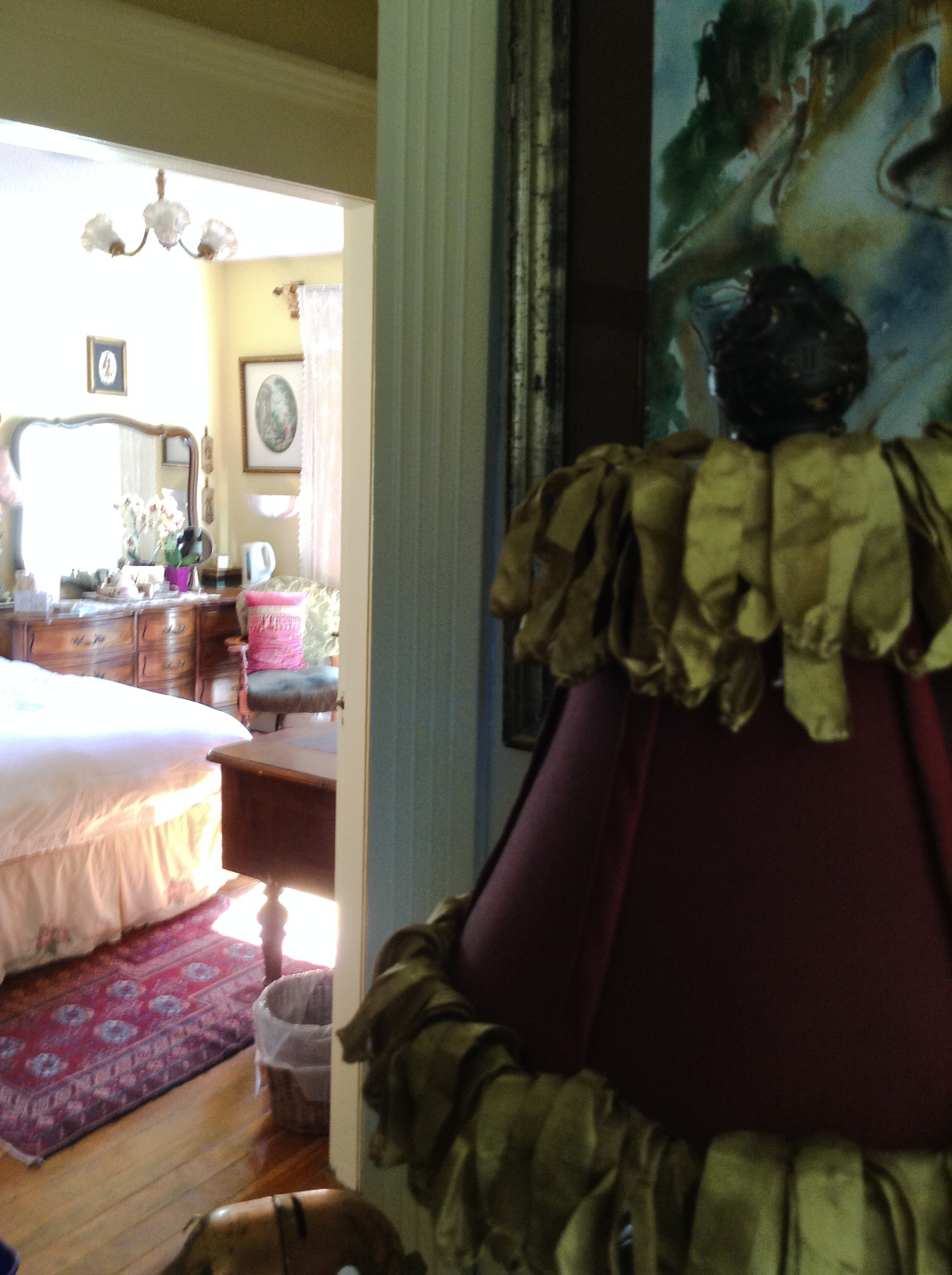 Lavender Room Private Entrance