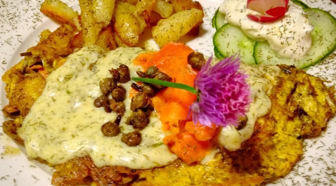 Lox Omelette du Fromage