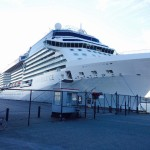 Celebrity Solstice in Victoria BC