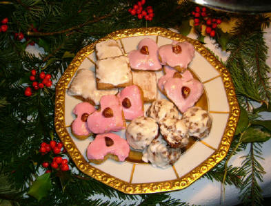 fancy Gingerbread Cookies