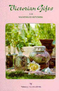 Victoria Gifts Cookbook