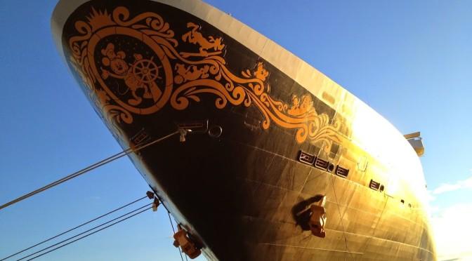 Alaskan Cruise Ship Disney