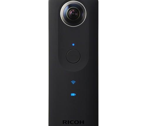 The Toy Box 002: Ricoh Theta S – 360 degree photography