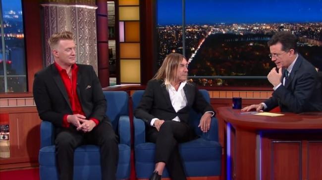 Iggy Pop & Josh Homme announce their album 'Post Pop Depression'