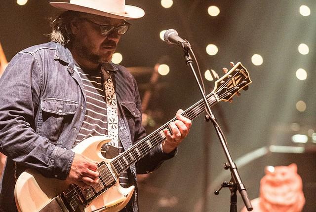 Review: Wilco @ Orpheum Theatre (Boston) 01-30-16