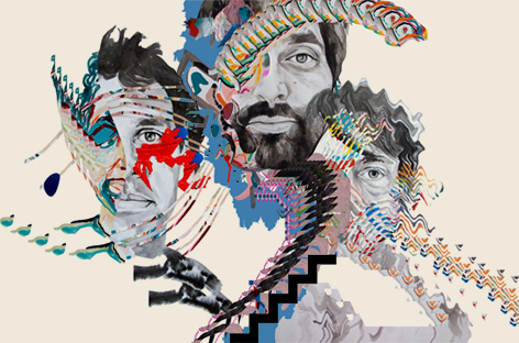 Painting With – A Humdrum of Animal Collective