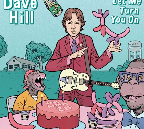 Dave Hill – [Album]