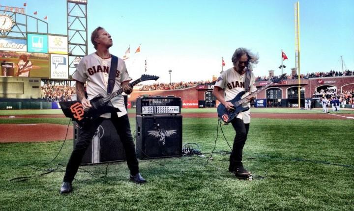 Metallica live – Superbowl Saturday [live music]
