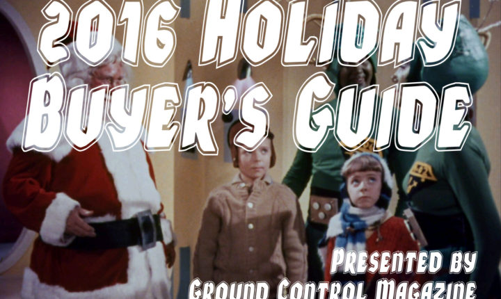 Holiday Buyer's Guide 2016