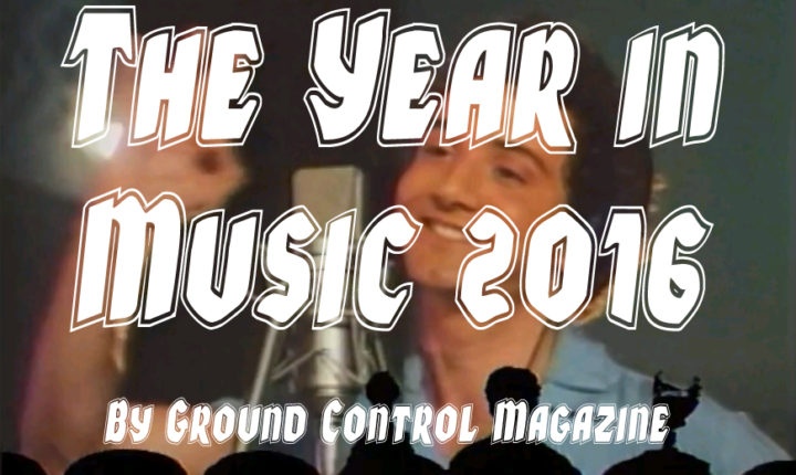 The Year in Music 2016