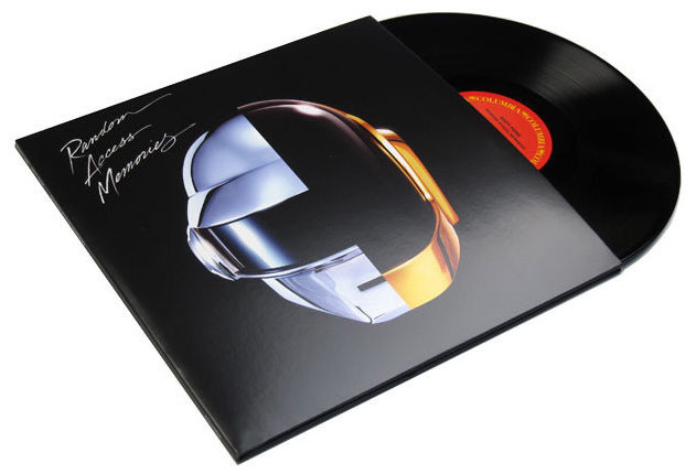 From the GC Archives: Daft Punk Random Access Memory