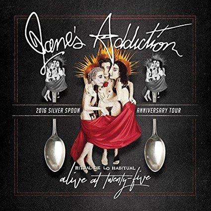 Jane's Addiction [CD/DVD]