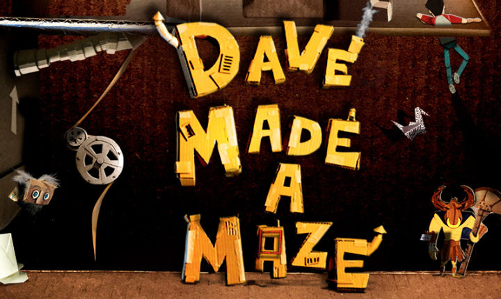 Interview: Dave Made a Maze's Jonathan Boal (Cinematographer)