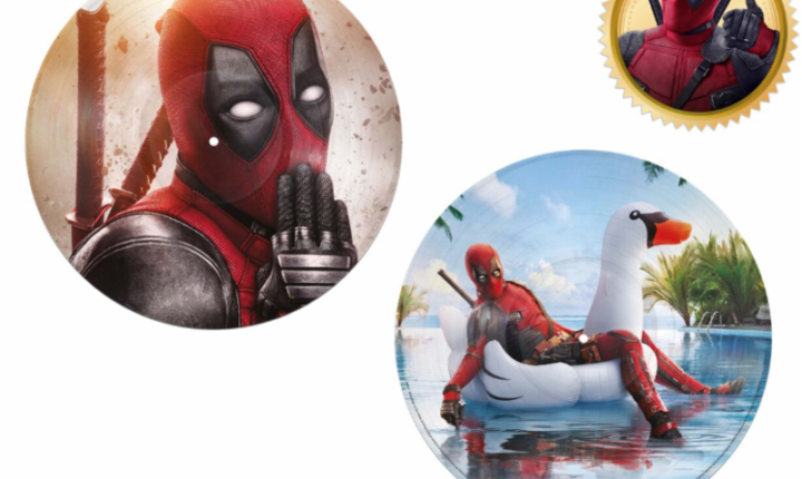 Deadpool 2 OST To Get Tasty Picture Disc Treatment