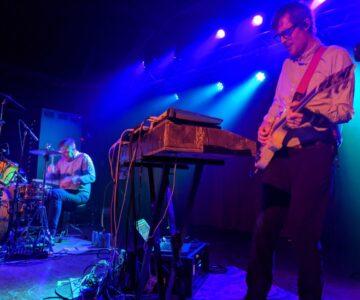 Battles Live @ Brighton Music Hall, Boston MA [12-11-19]