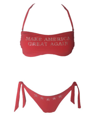 MAGA BIKINI, Make America Great Again bikin