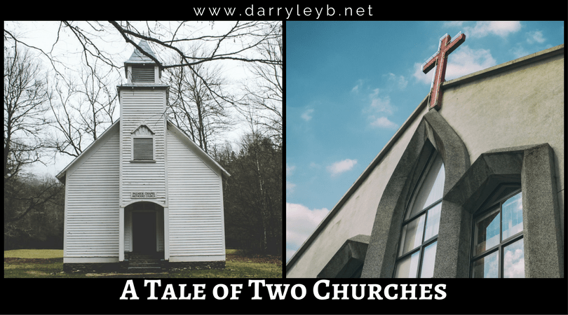 A-Tale-of-Two-Churches