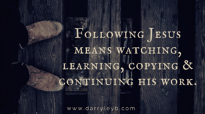 3 Truths About Following Jesus