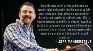 Jeff Vanderstelt Life on Mission