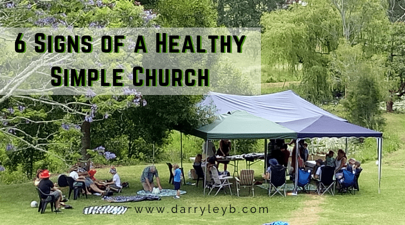 Signs of a Healthy Church