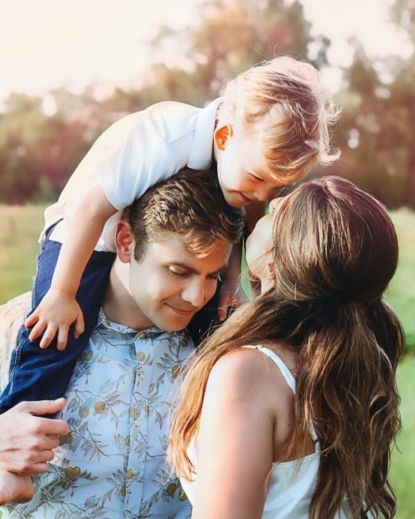 Galinovskiy Family