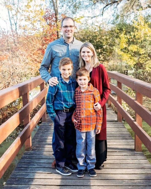 Jeanette Family