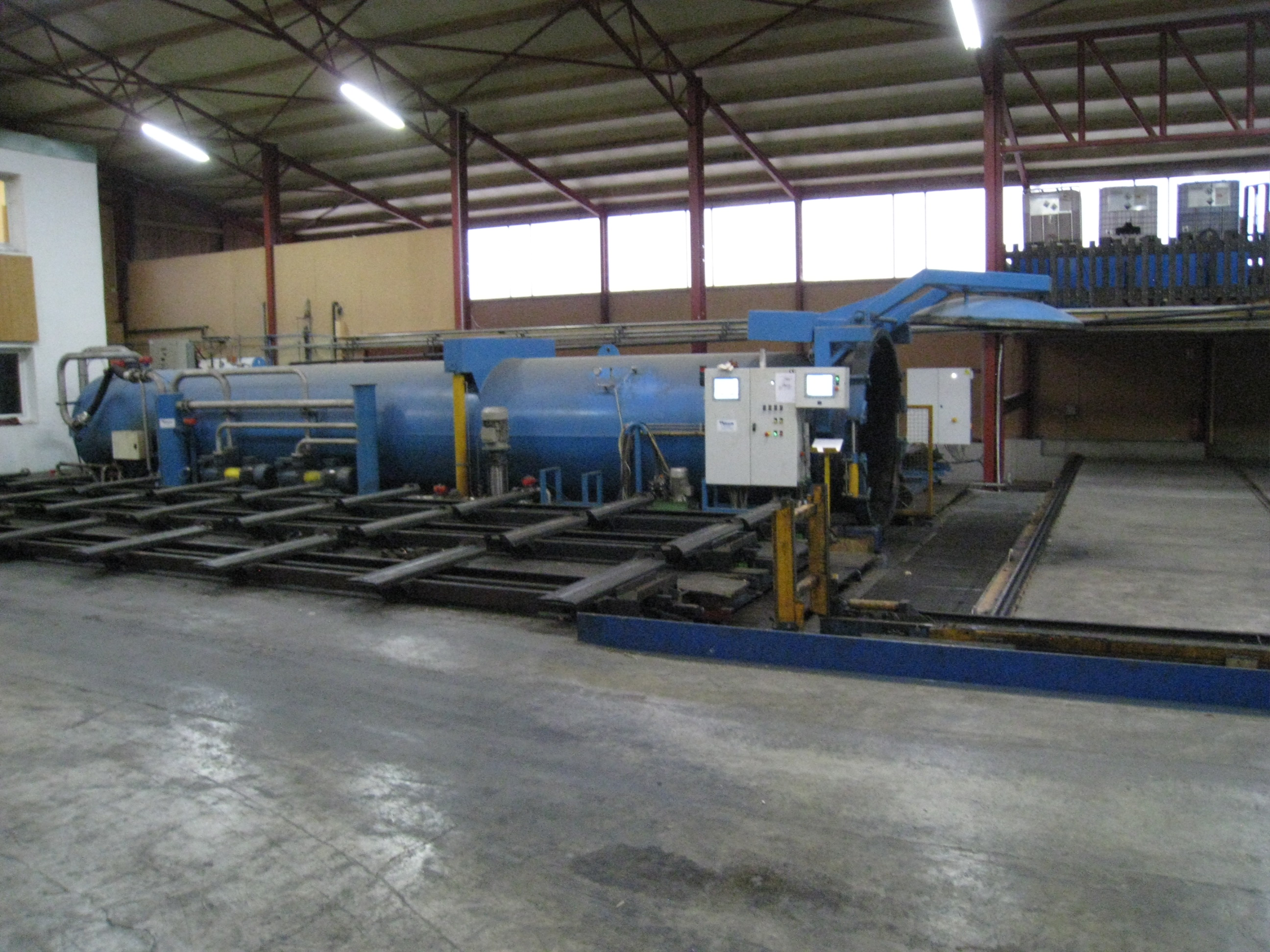 Automatic loading system (5)