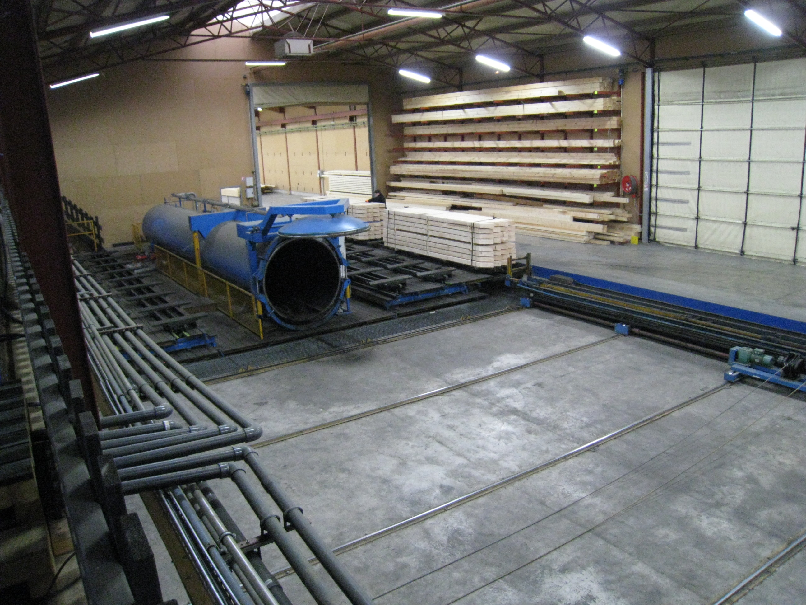 Automatic loading system (7)