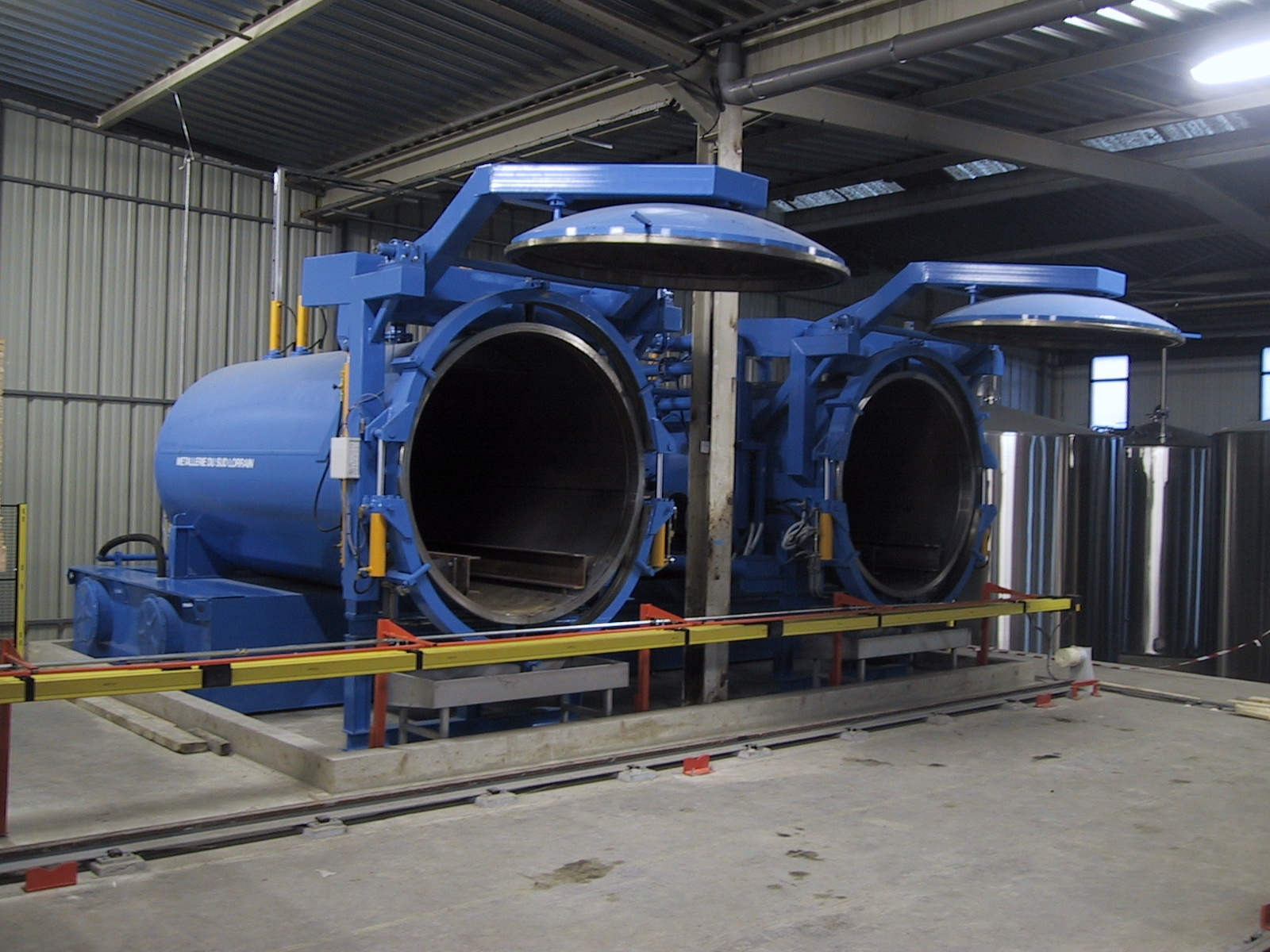 Specialty Impregnation plant