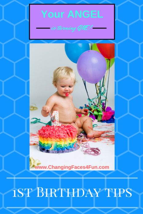 1st Birthday Party TIPS from an Event Planner
