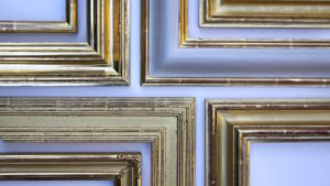 Rich and Davis Picture Framers Melbourne Gilded Traditional and Contemporary Frames