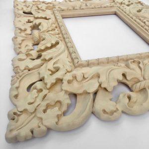 Rich and Davis Carved timber frame melbourne's best picture framer