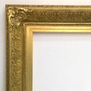 ORRD2000 'Haywood' in 23K gold Gallery Frame