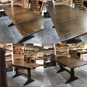 Melbourne furniture restoration services Cheltenham and Seaford table repair