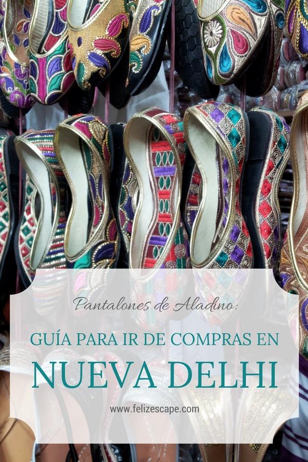 Una guía para ir de compras en Nueva Delhi - FelizEscape.com