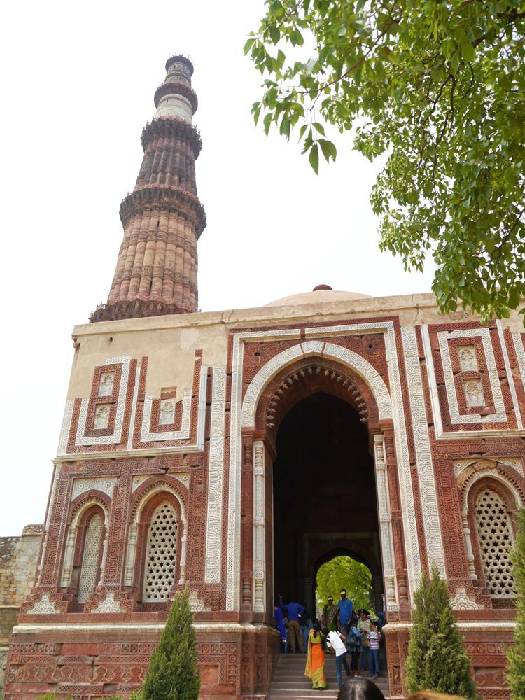 Qutb Minar, Turismo en Delhi, Monumentos en Delhi