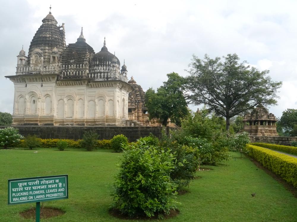 templos de Khajuraho, Khajuraho, templo Khajuraho