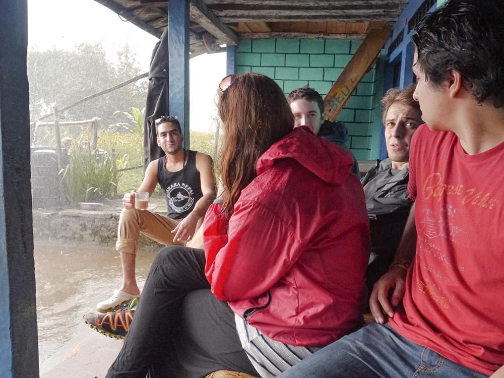 Trip to Nepal, nepal tourism, travel nepal, Pokhara, Sarangkot