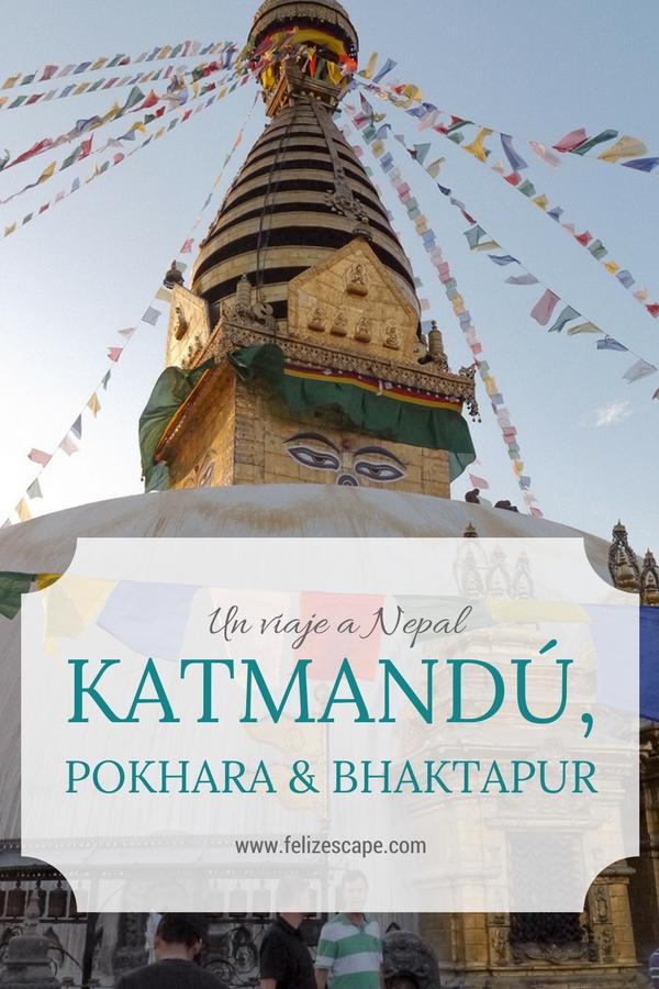 viaje a Nepal, viajar de Colombia a Nepal, Katmandu, Pokhara, turismo en Katmandu, planes katmandu