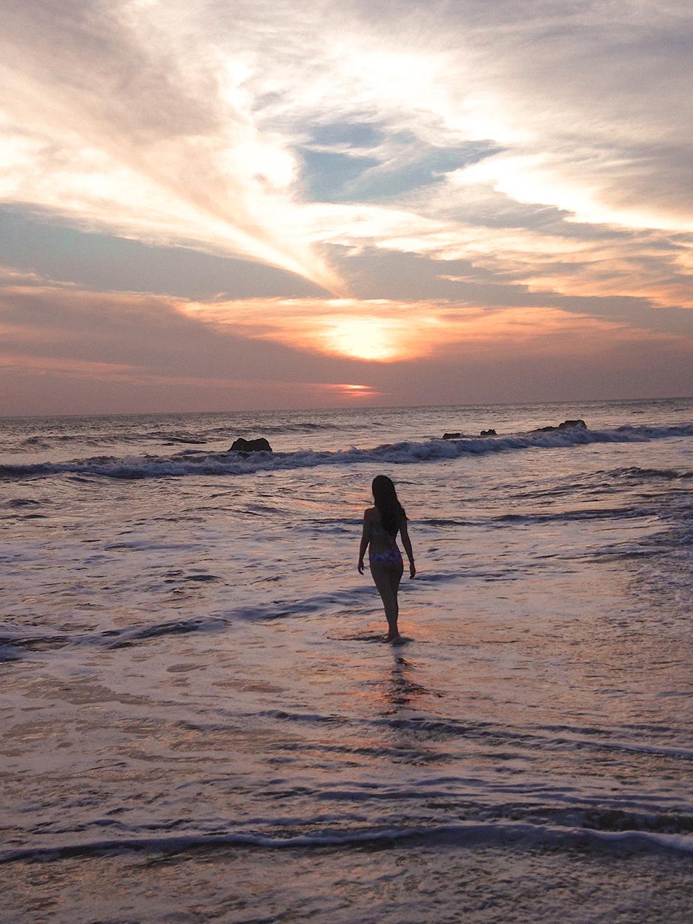 Leon, nicaragua, playa las penitas, leon nicaragua