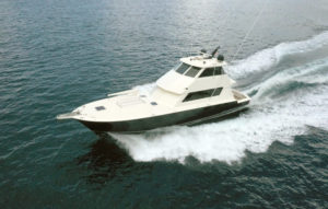 65' Hatteras 1989 - CATCH ME