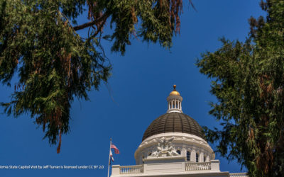 Great News for Urban Forestry in California!