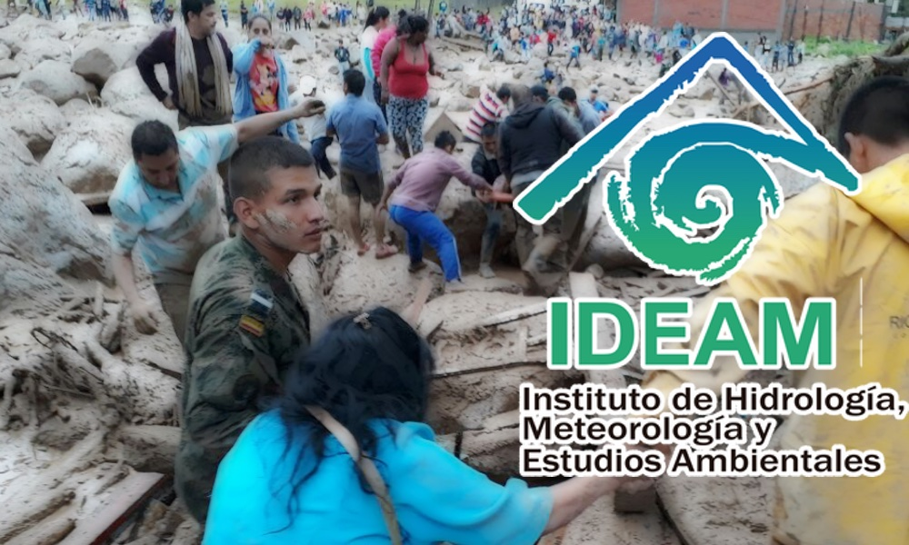 Una tragedia que el Ideam no advirtió