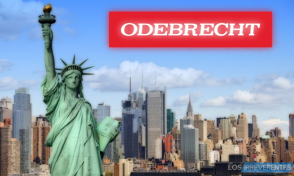 Investigación Odebrecht made in USA